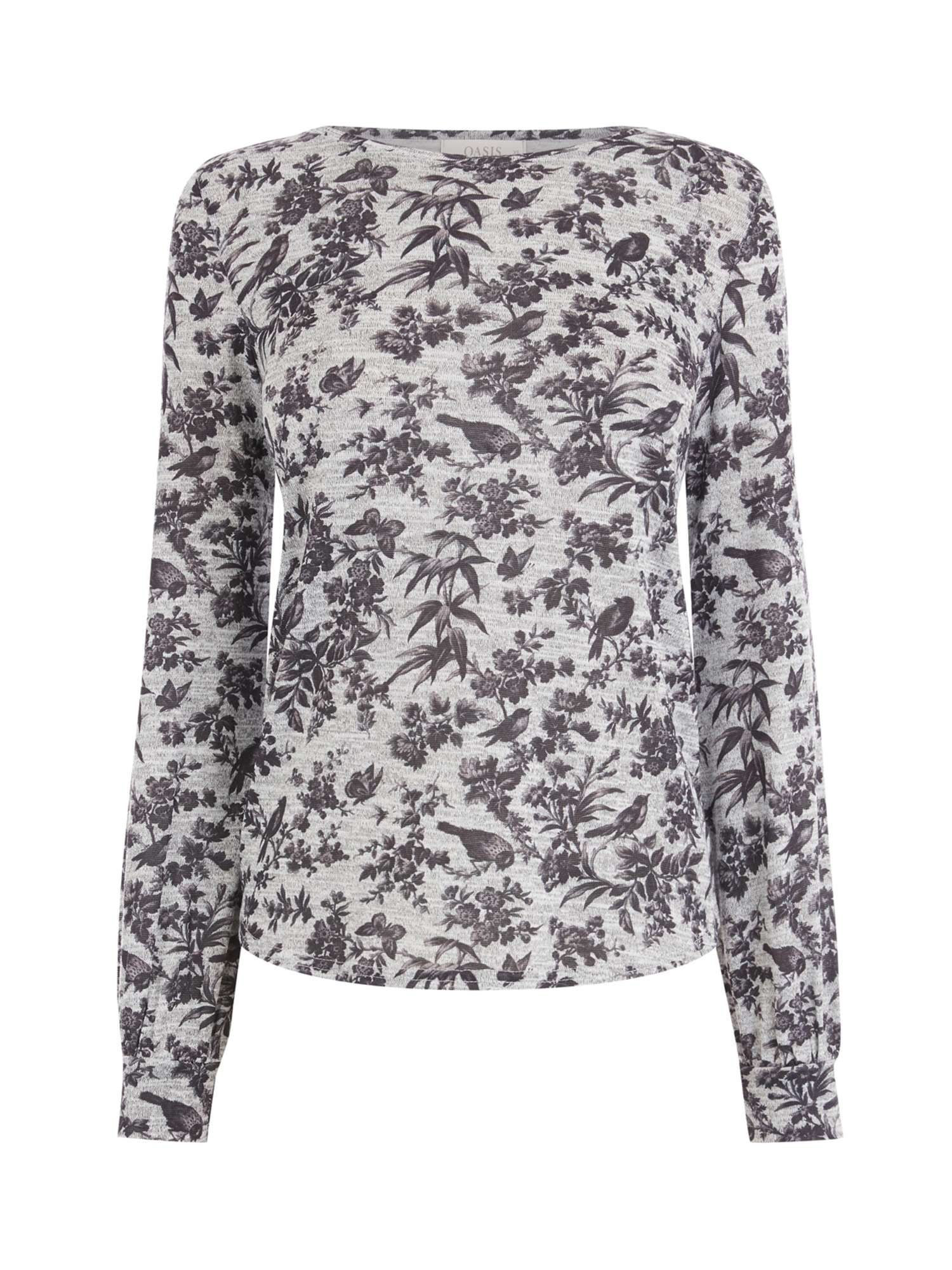 81a46e8169 Oasis Rosie Bird Cosy Top - House of Fraser