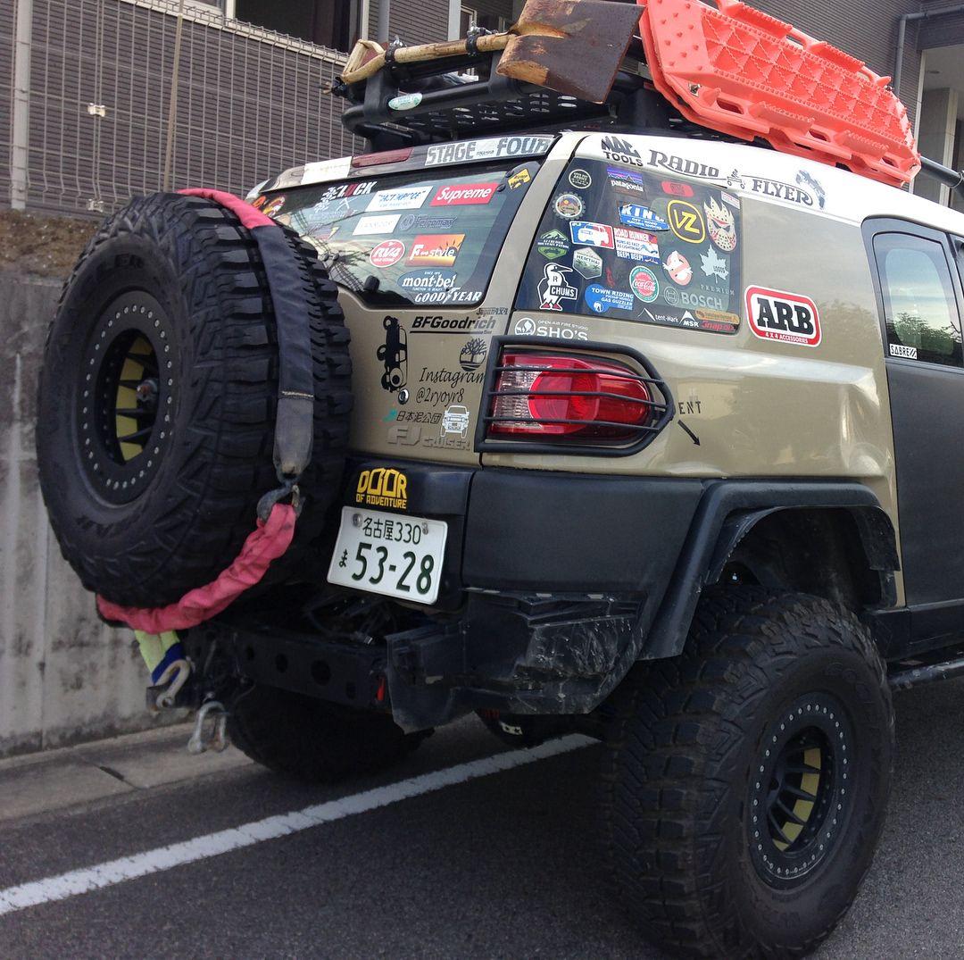 いいね 229件 コメント9件 Ryo Yamaguchiさん 2ryoyr8 のinstagramアカウント Fjクルーザー ベージュ 四駆 事故車 ステッカー 故障ばっか 世話がやけるj 荷物降ろしたら 少し車高上がった うふふ オフロード行き Fjクルーザー トヨタ Fj クルーザー 車