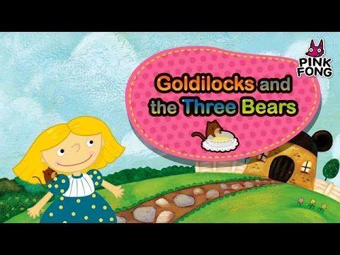 Resultado de imagen de goldilocks and the three bears pinkfong