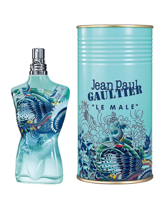 Parfum jean paul gaultier homme eau du matin