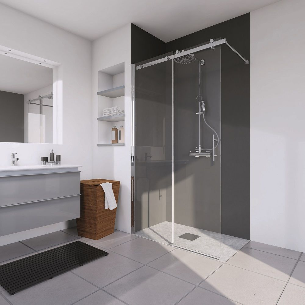 Modernise your bathroom with this urban and contemporary walk in ...