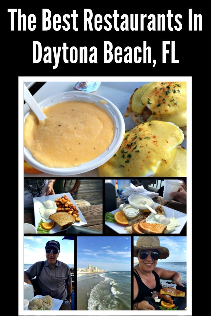 Best Family Restaurants Daytona Beach