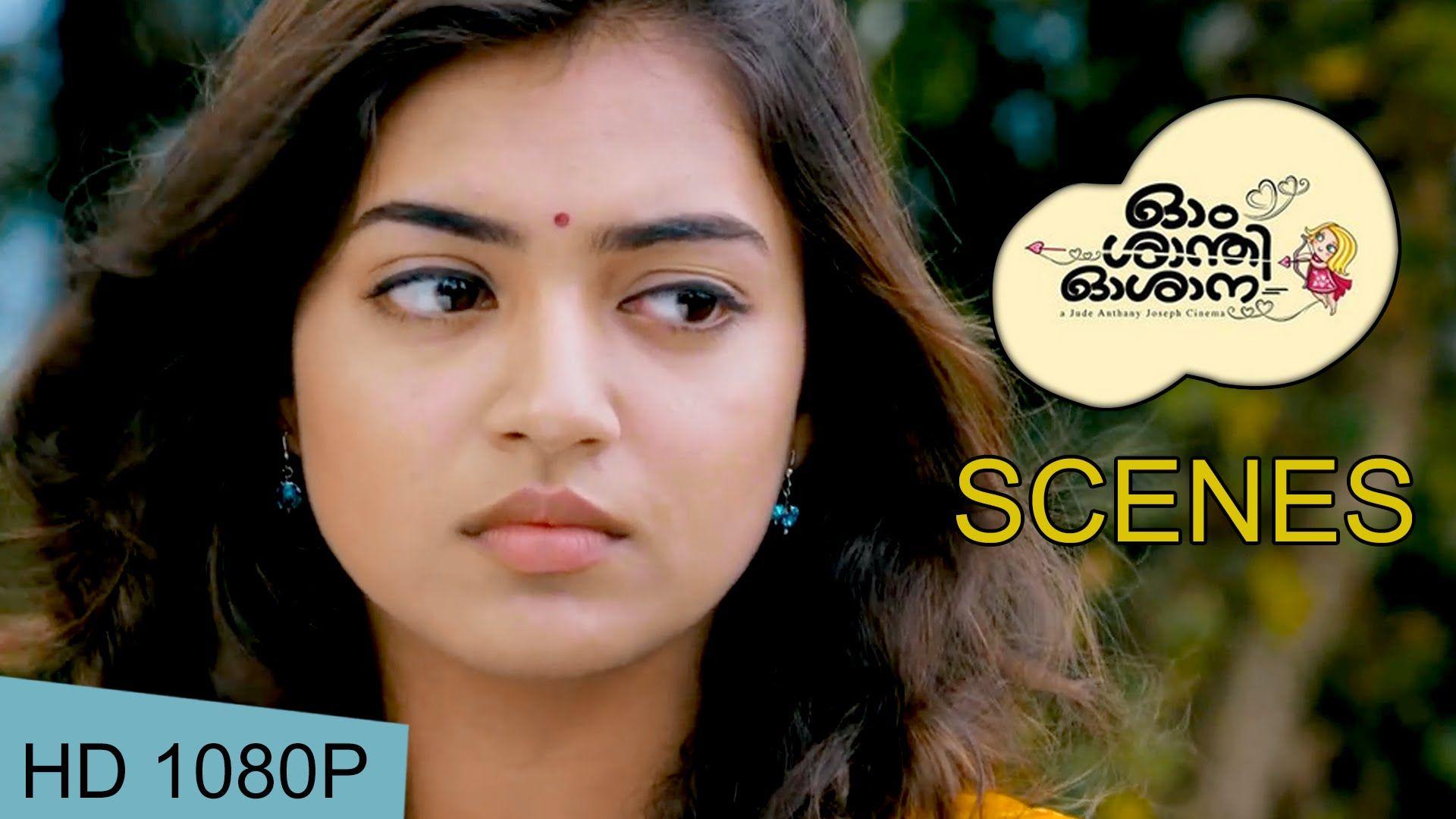 Remarkable Om Shanti Oshana Movie Scenes Hd Nivin Pauly Proposes Nazriya Hairstyles For Women Draintrainus