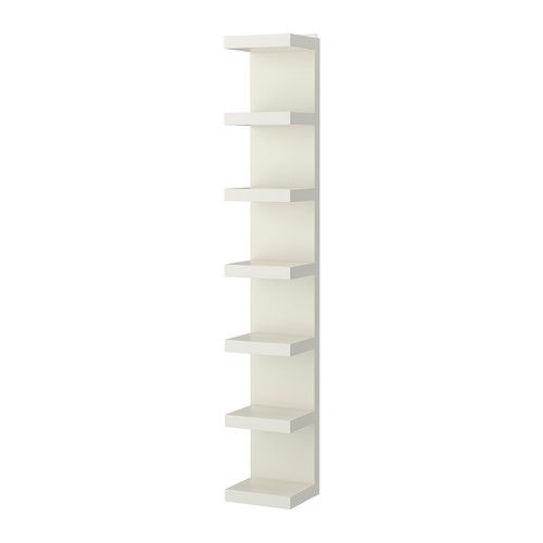Ikea Lack Wall Shelf Unit Narrow Shelves Help You Use Small Es Effectively By Accommodating Items In A Minimum Of E