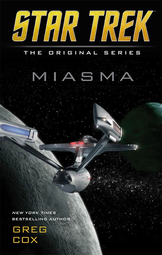 Miasma Star Trek Star Trek Books Star Trek Tv