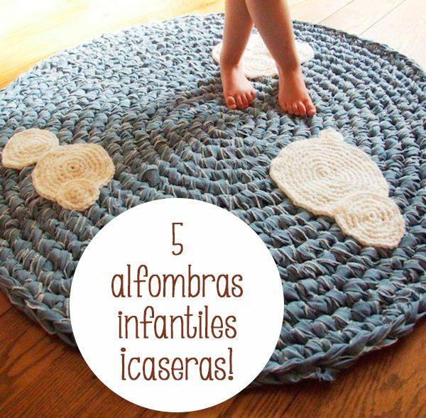 5 alfombras infantiles caseras alfombras infantiles - Alfombra habitacion nino ...