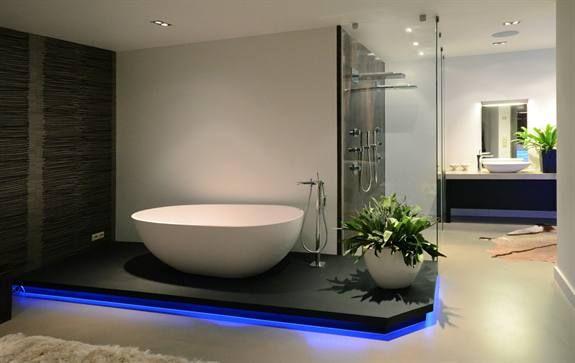 Grote Wastafel Badkamer : Geen vierkant grondplan voor deze badkamer alle hoeken zijn benut