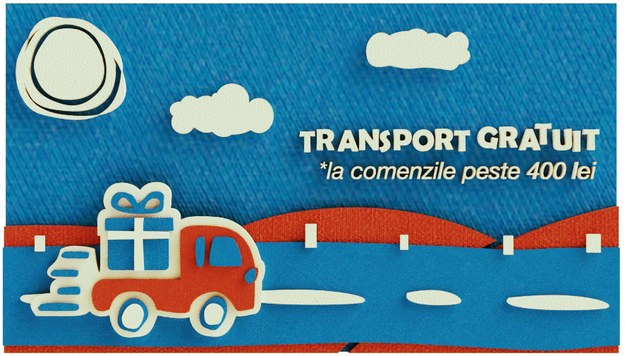 banner transport gratuit pentru www.dalvia.ro