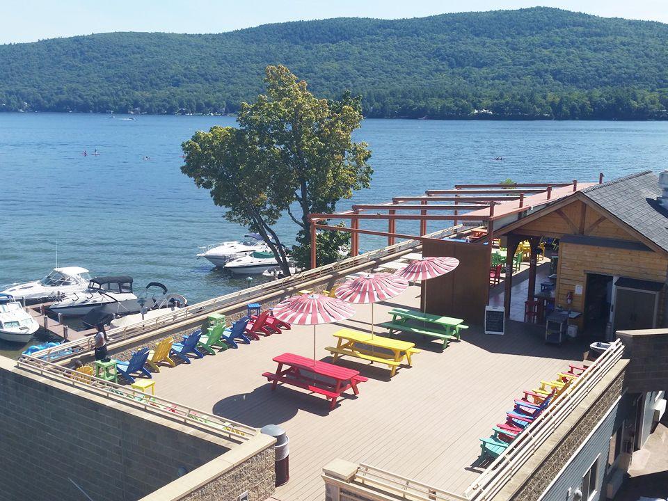 Surfside On The Lake Hotel & Suites Lake Hotels