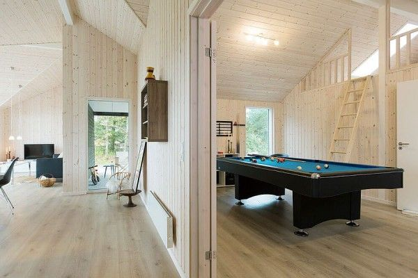 Scandinavian Beauty: Exquisite Summer House Epitomizes Minimal ...
