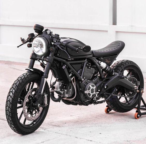 Brat Back Zeus Custom Ducati Scrambler Motociclismo Ducati