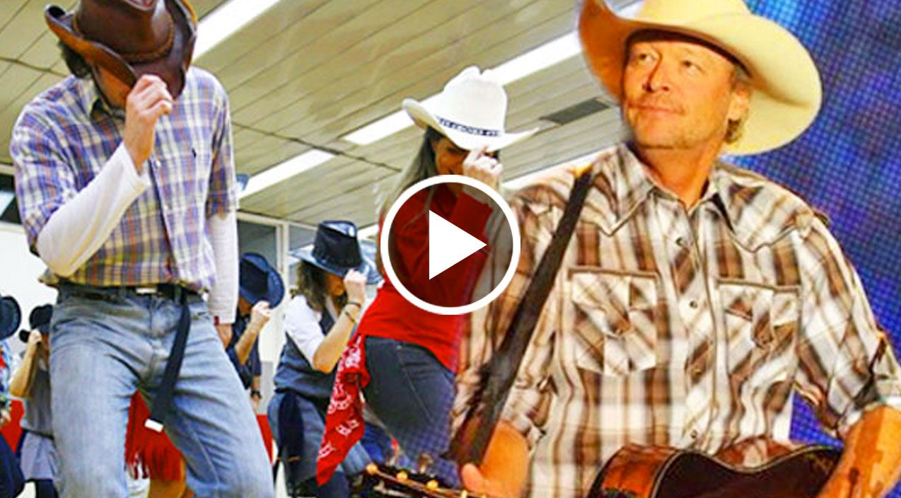 Skilled Dance Group Wows With Amazing Dance To Alan Jackson S