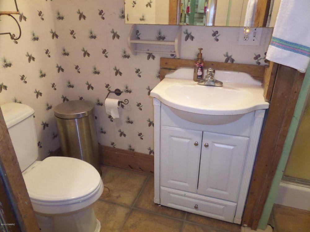 Farmhouse Bath Renovation Guest bath, Bath and Budgeting
