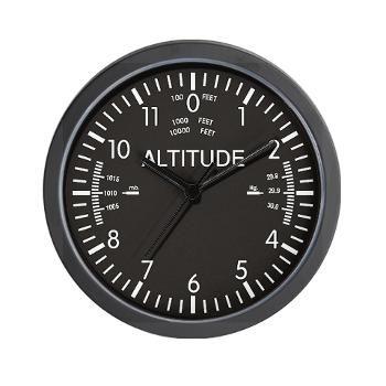 Dieselpunk Altimeter Dieselpunk Wall Clock Clock Face Layout By Luca Oleastri Www Innovari It Dieselpunk Clock Wall Clock