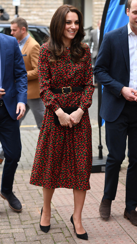 El vestido de Kate Middleton que se agotó en 24 horas