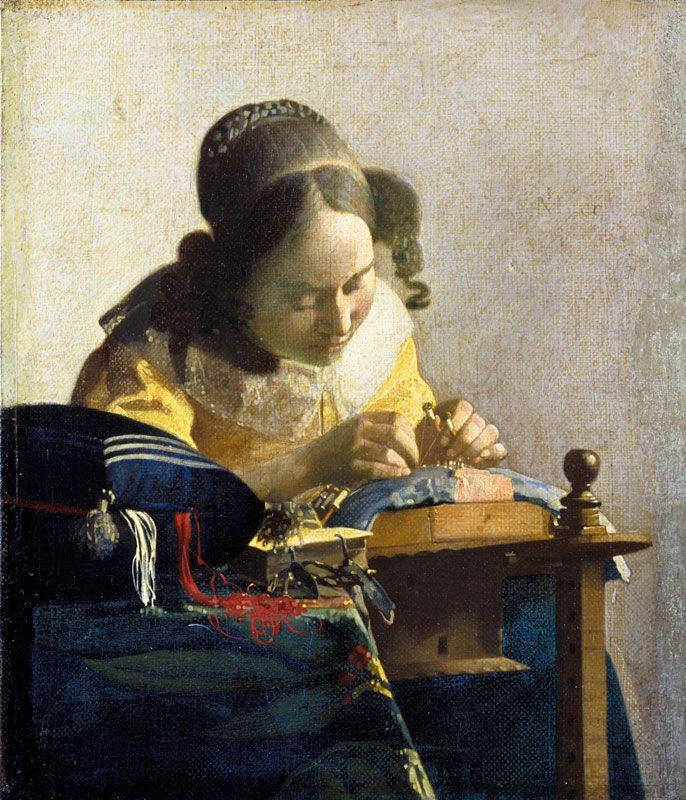 Vermeer Original Vermeer Paintings Johannes Vermeer Vermeer