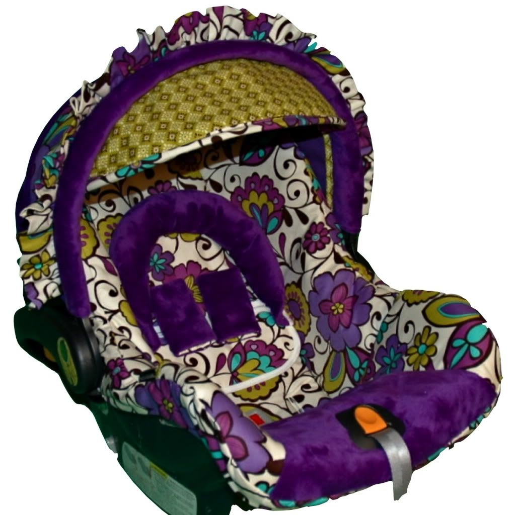 Carousel Seat Cover