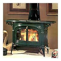 Vermont Castings Encore Wood Stove From Vermont Castings Wood Stove Wood Stove Fireplace Wood Heater