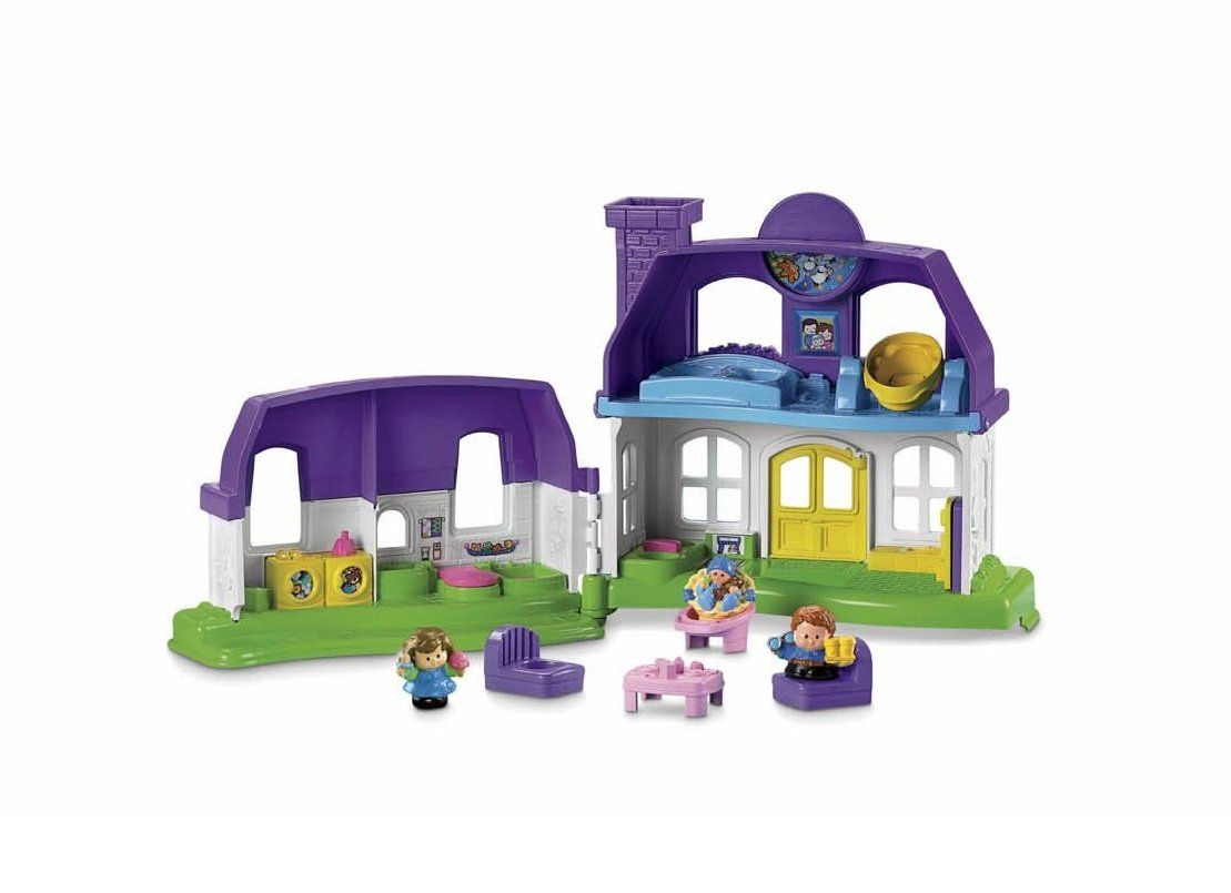 Little people car toys  Fisher Price