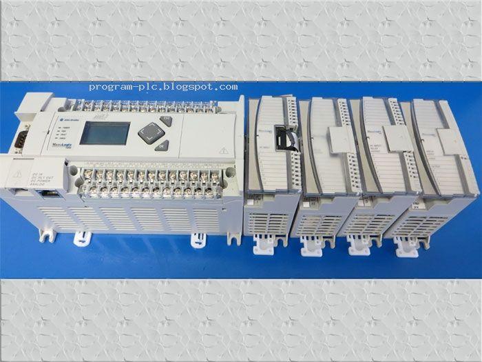 Plc Micrologix 1400 Allen Bradley Plc Scada Automation Pinterest