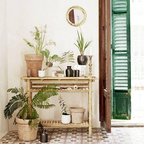 Decoration Bambou on