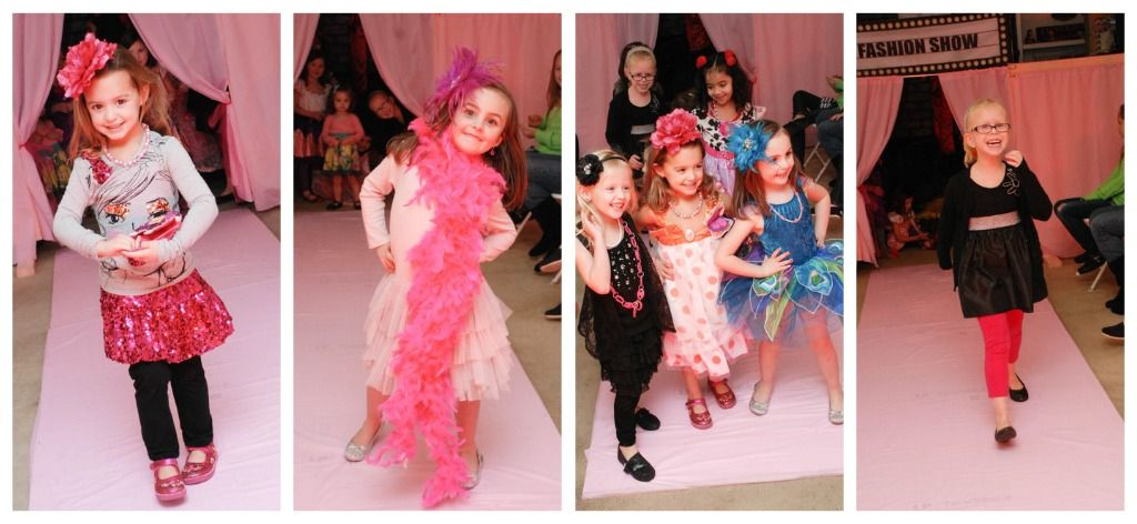 fashion theme party ideas | These cutie pies had a great time ...