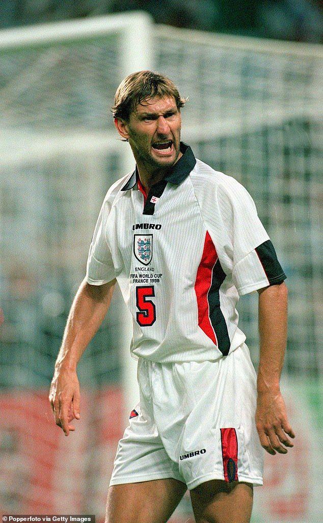 Adams reveals joke he made to Beckham after Argentina red