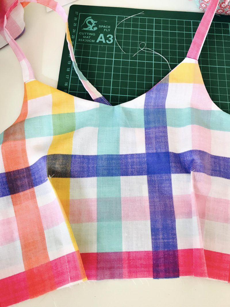 How To Make a Summer Dress Without A Pattern Summer
