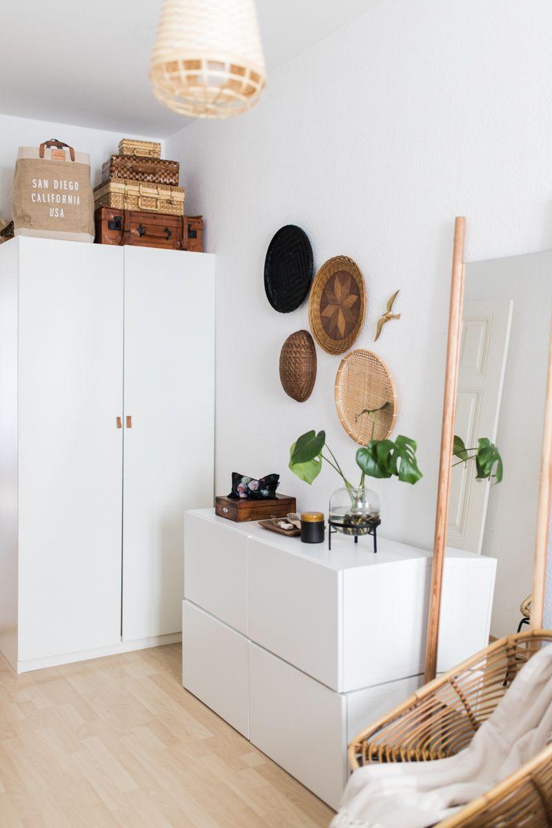 Pin Von Grace Kenney Auf Bedrooms Ideas Kleines Schlafzimmer