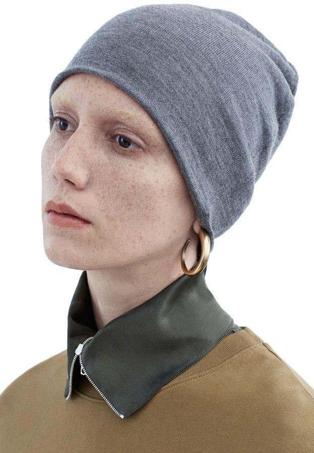 acne nils hat