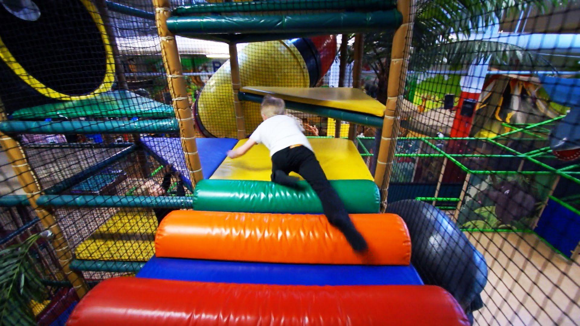 Busfabriken Indoor Playground Family Fun For Kids