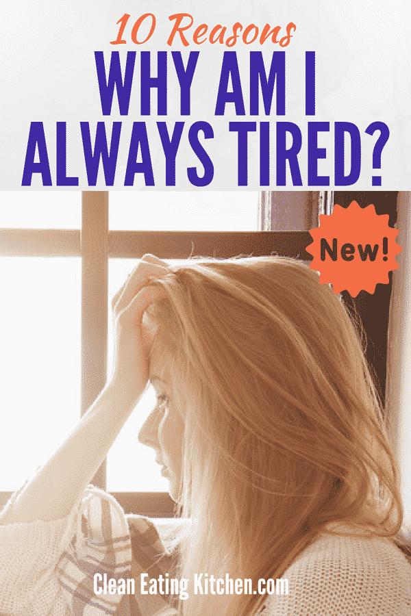why do i always feel so sleepy and tired