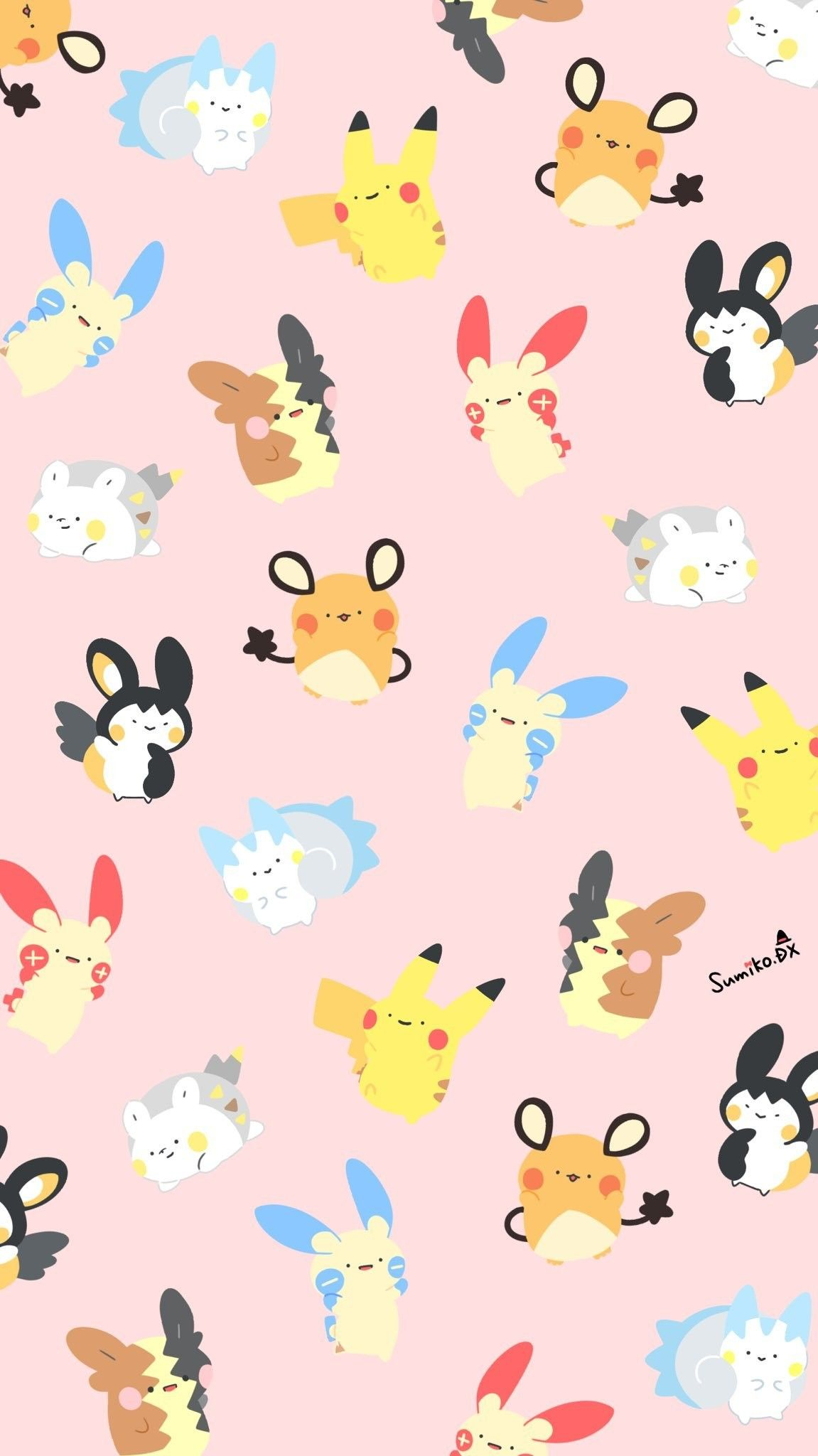 Pin By Nur Sabrina On Pokemon In 2021 Cute Pokemon Wallpaper Pokemon Backgrounds Iphone Wallpaper Pokemon