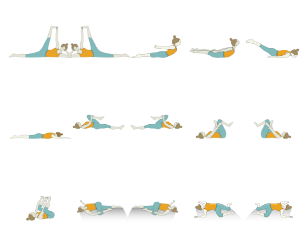 knees and arthritis yoga sequence for beginners  yoga