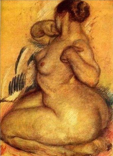Ilya Mashkov Painting