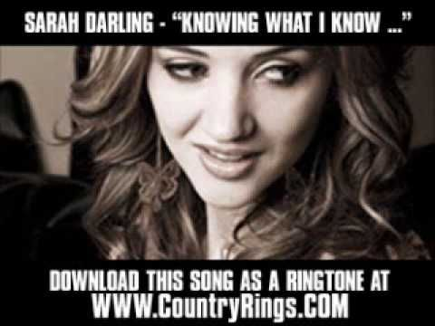 Sarah Darling Knowing What I Know About Heaven New Video
