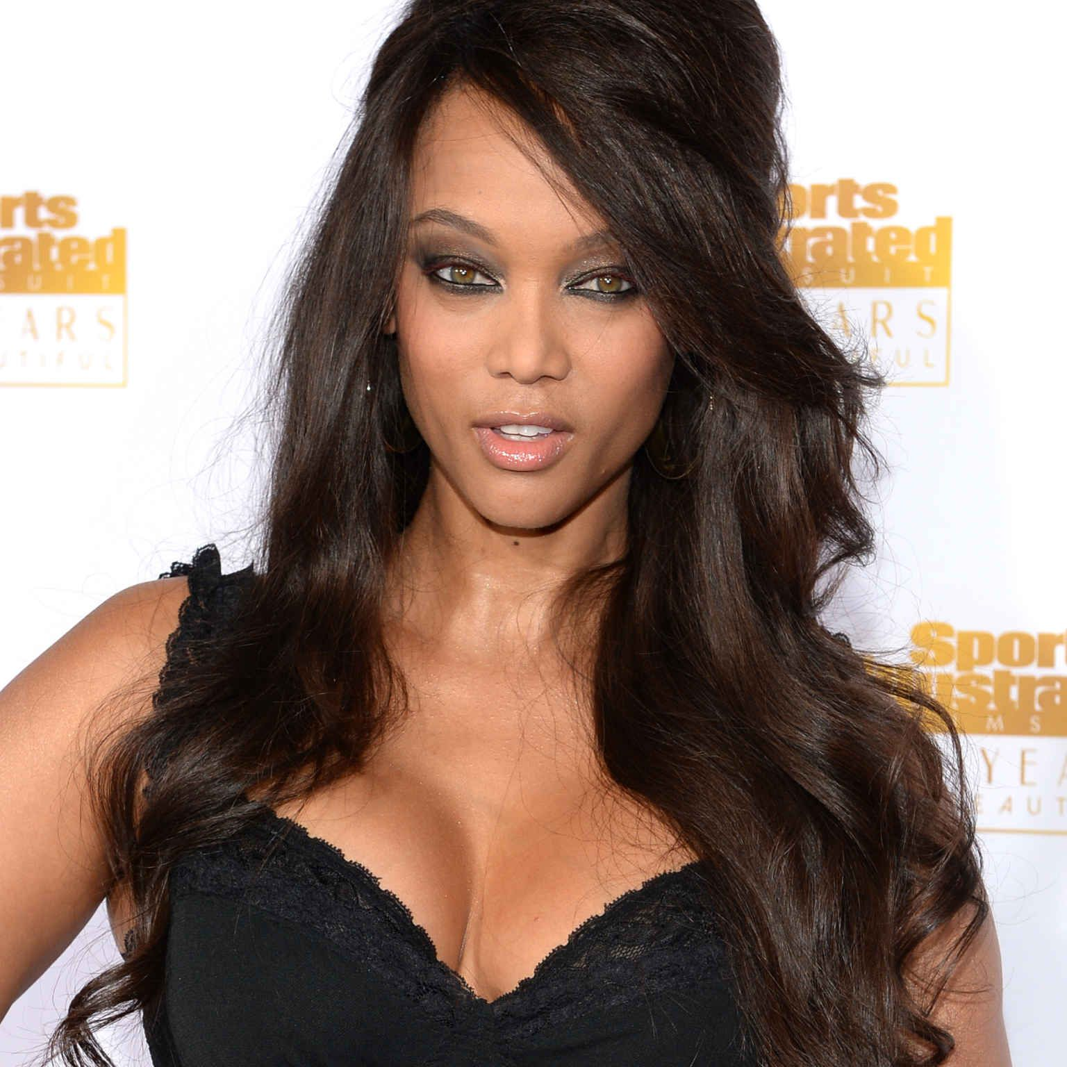 Tyra Banks Launched a Makeup Line Full of Smizing Products