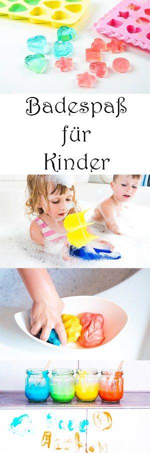 4 Ideen für den perfekten Badespaß für Kinder - MamaKreativ