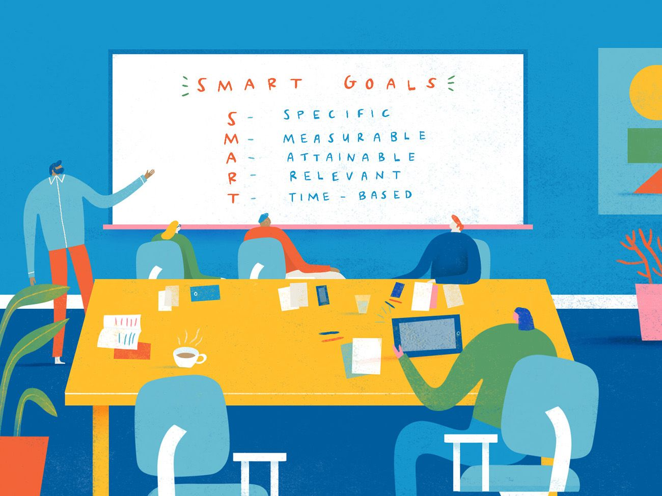Smart Goals For Managers