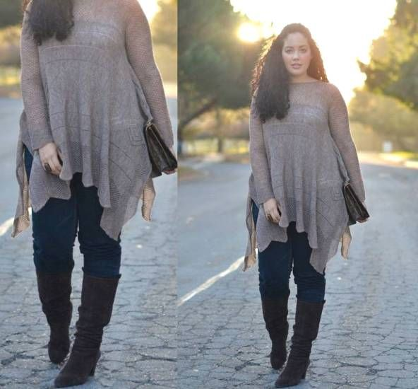 chic outfits for plus size women,Plus size street style looks http ...