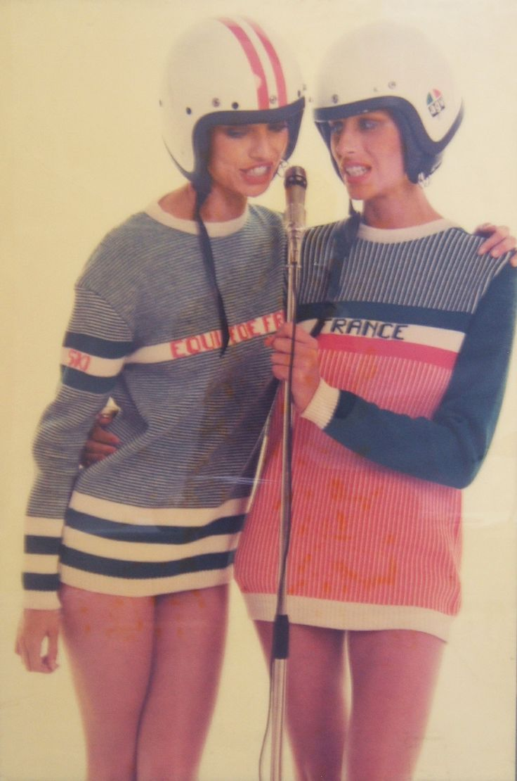 Fusalp vintage ski fashion