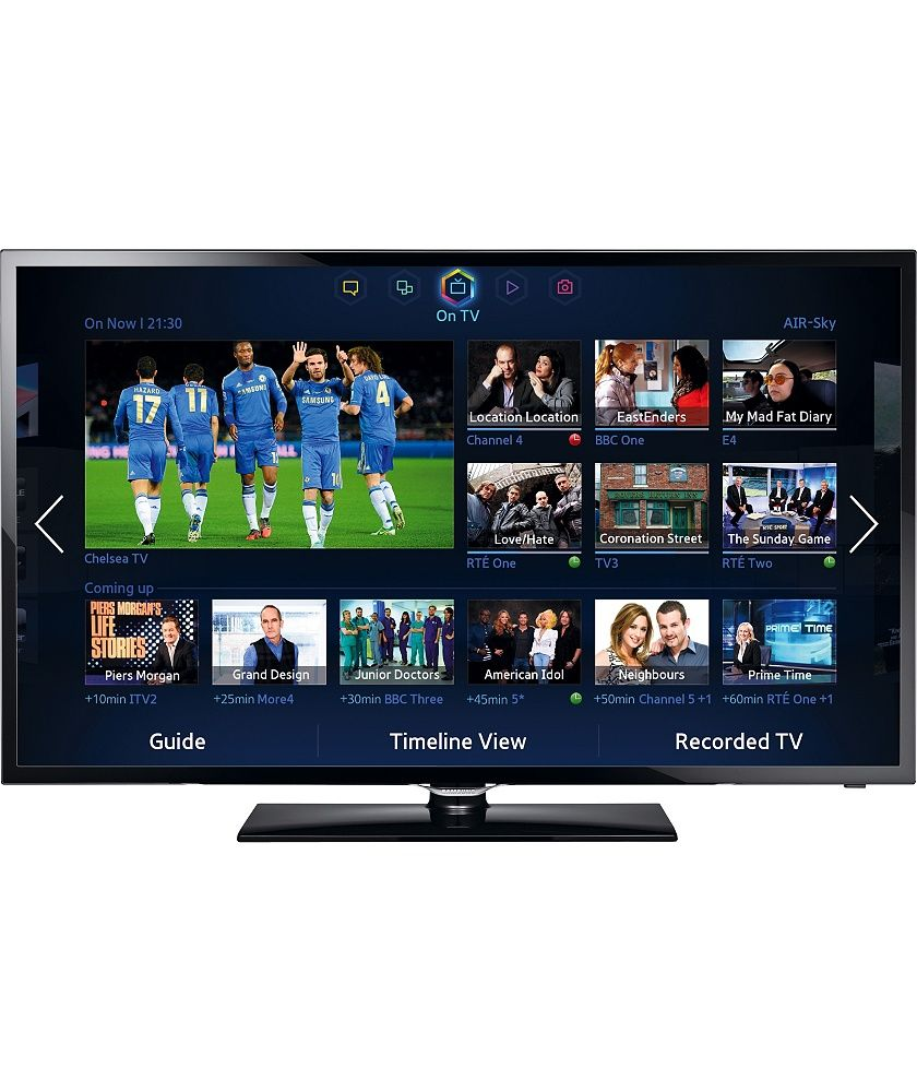 Buy Samsung Ue46f5300 46 Inch Full Hd Freeview Hd Smart Led Tv At