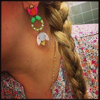 Tropicana Chandeliers & Statement Earrings | Stella & Dot