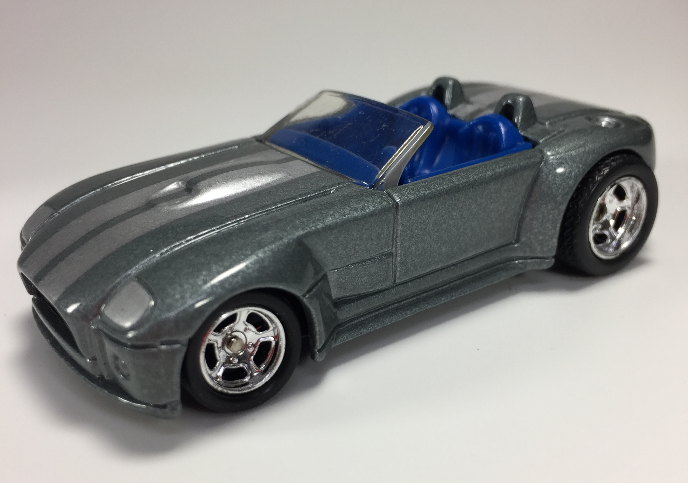 Hot Wheels Ford Shelby Cobra Concept With Real Roder