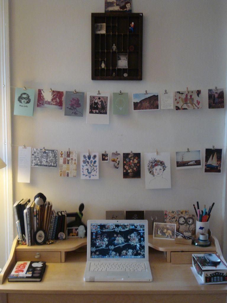 cool desk | College knowledge | Pinterest | Raumgestaltung ...