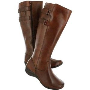 Hush Puppies Women S Epic 16 Tan Tall Waterproof Leather Boots 953180 Tan Leather Knee High Boots Waterproof Leather Boots Hush Puppies Boots