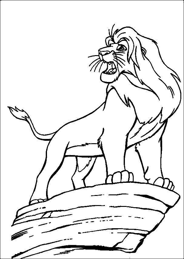 Lion King Drawings Mufasa