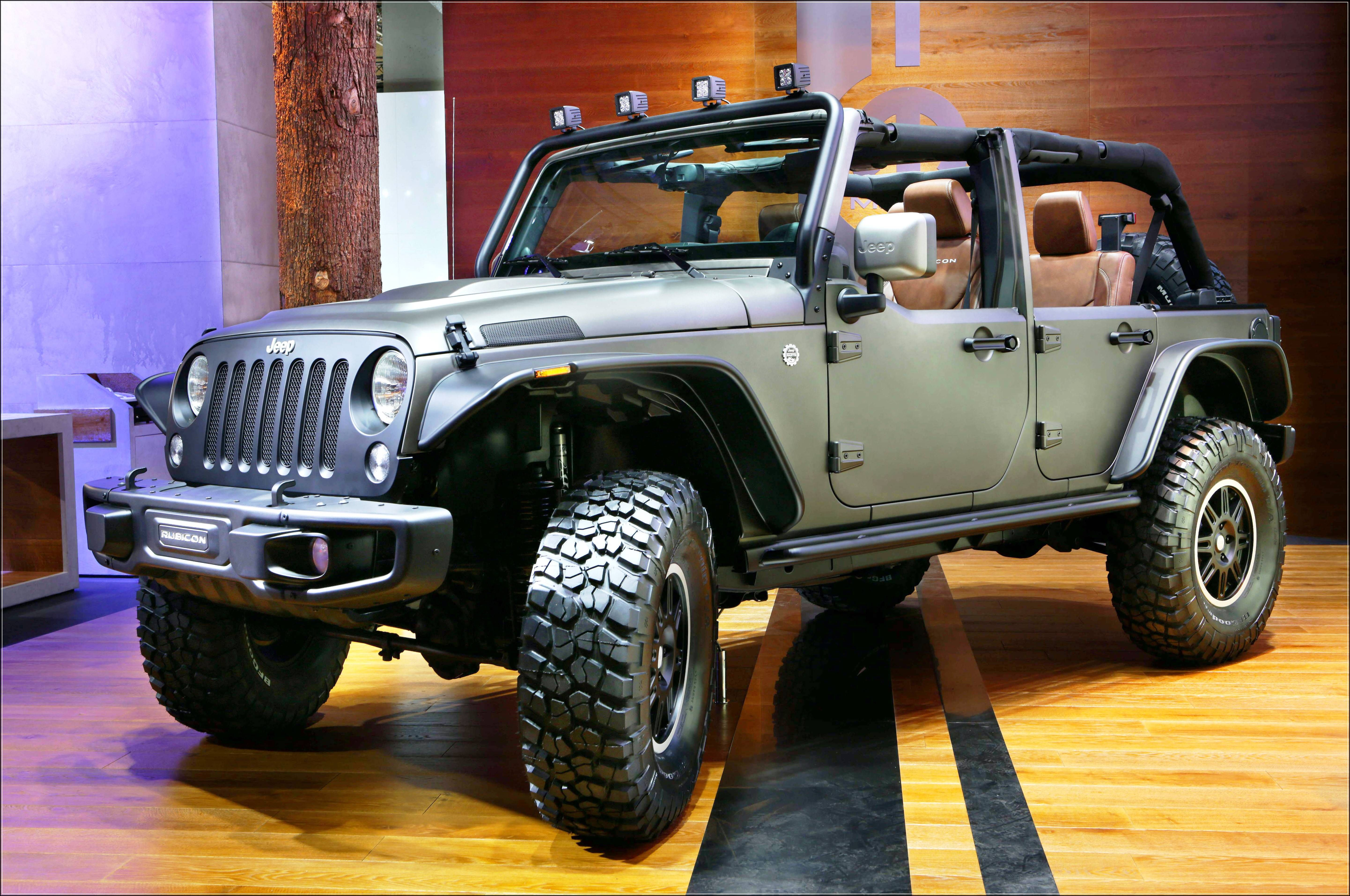 what would you put in the back of your jeep? | it's a jeep thing