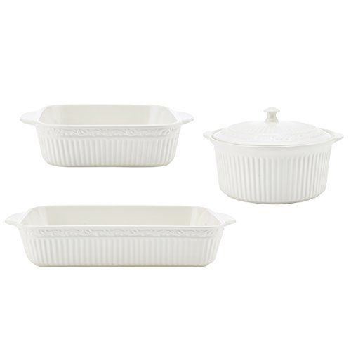 Mikasa Italian Countryside 3Piece Bakeware Set -- Click on the image for additional details.