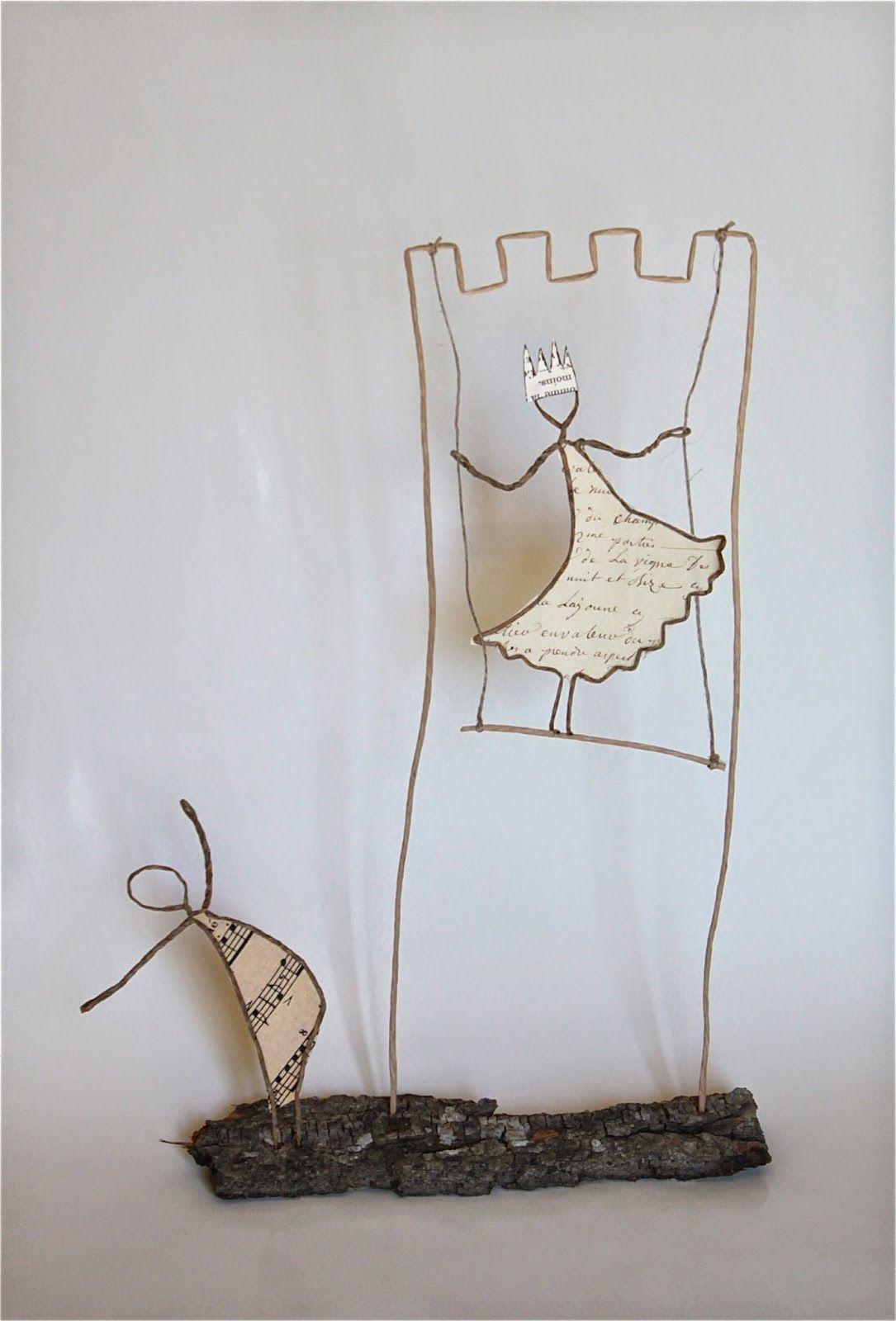 Epistyle: Et hop, un petit concours ! | Wire Art | Pinterest ...